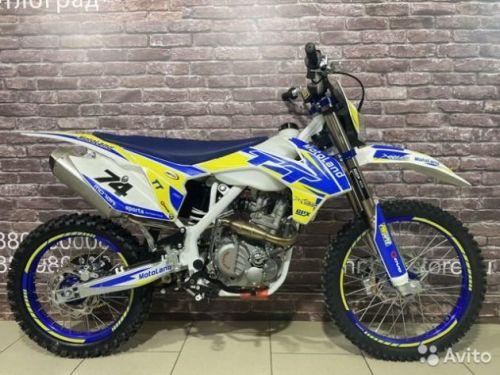Кроссовый мотоцикл Motoland TT300