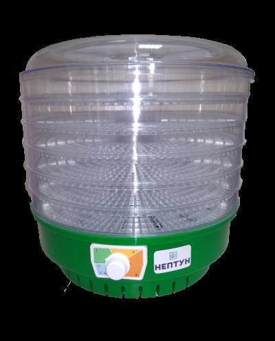 Сушилка для овощей и фруктов НЕПТУН 5-01 28 литров