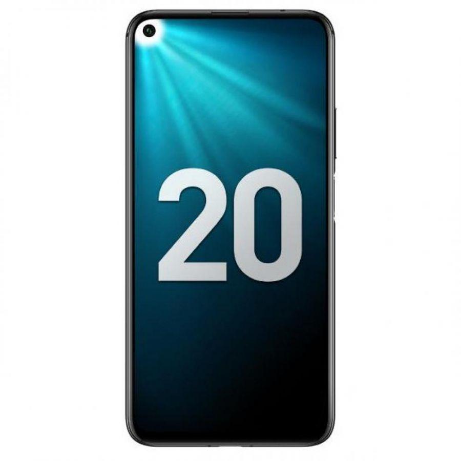 СМАРТФОН HONOR 20 6/128GB (САПФИРОВЫЙ СИНИЙ) (YAL-L21)