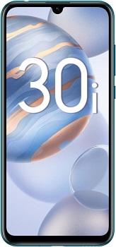 СМАРТФОН HUAWEI HONOR 30I 4/128GB BLUE (СИНИЙ)