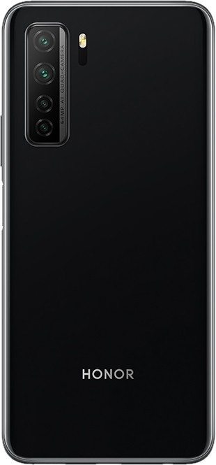 Смартфон Honor 30S 6/128Gb Midnight Black(ЧЕРНЫЙ)