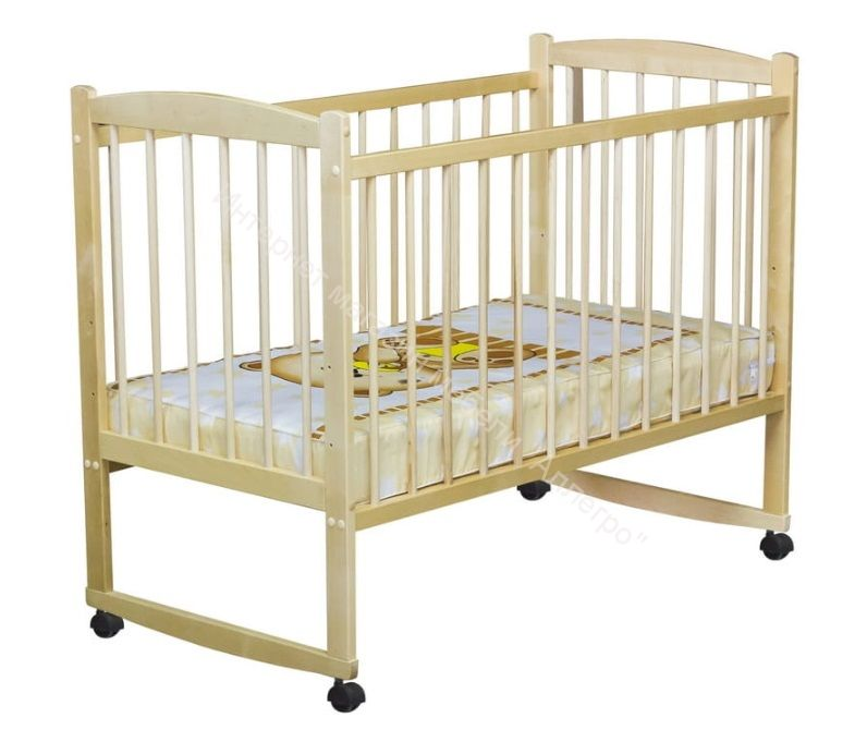 Кроватка Колибри-КД КС
