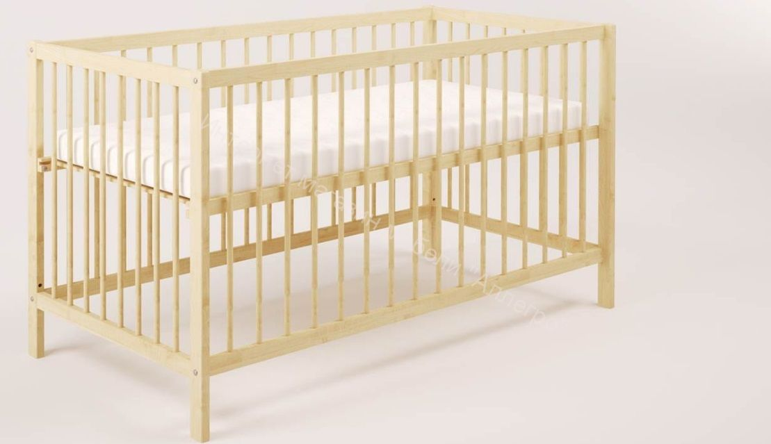 """Кроватка """"Polini Simple"""" 101"""