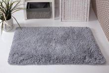 Коврик для ванной BOLIV 50*80 (серый) Арт.5123-2