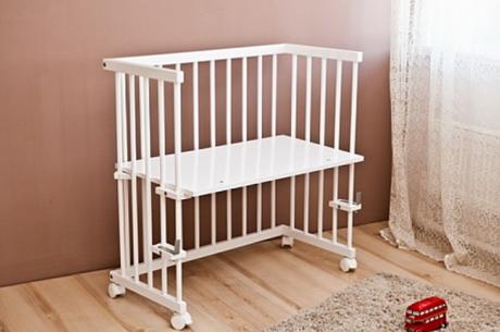 С 751 Кровать детская приставная Малуша