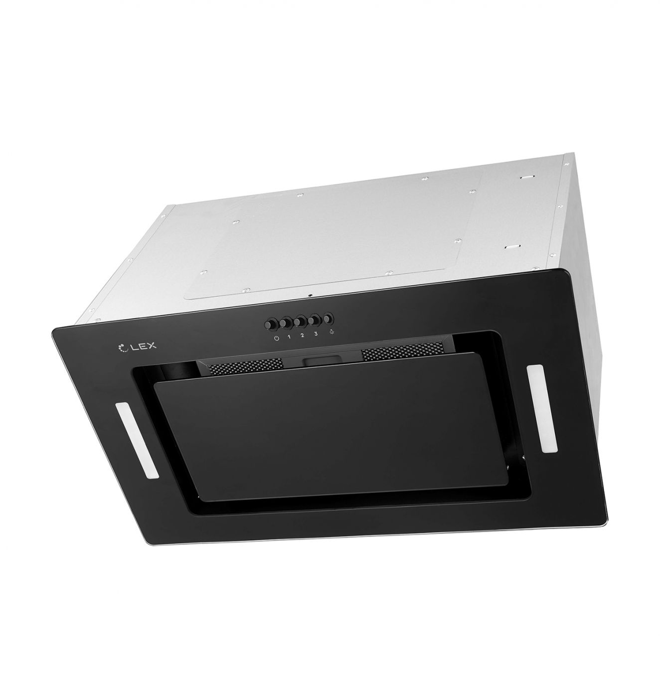 Встраиваемая вытяжка LEX GS BLOC G 600 black CHTI000359