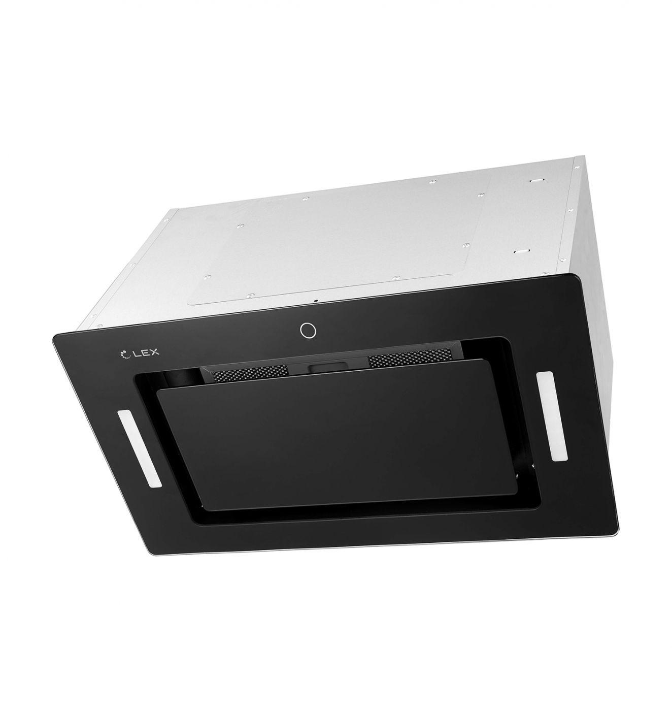 Встраиваемая вытяжка LEX GS BLOC GS 600 black CHTI000361