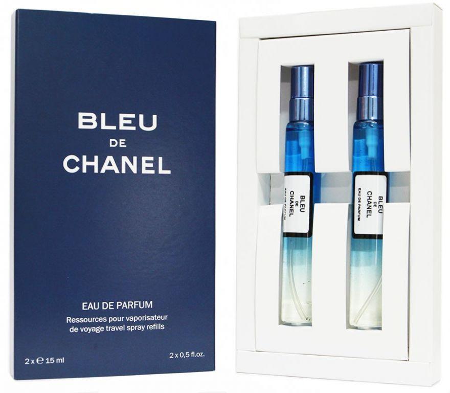 Набор парфюма Chanel Bleu de Chanel 2х15 мл