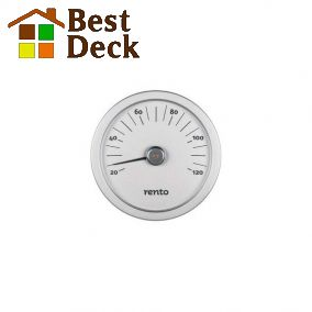 Термометр RENTO алюминий