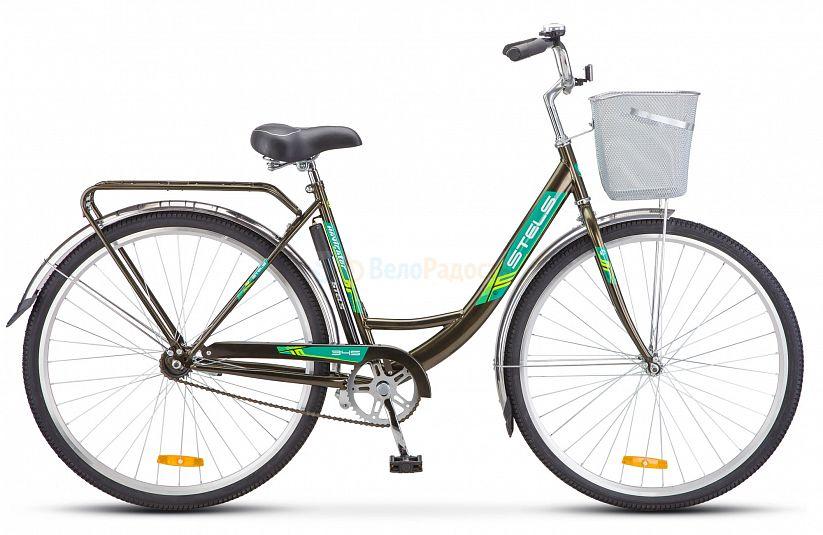 Велосипед городской Stels Navigator 345 28 Z010 (2021)