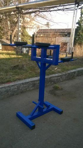 "Тренажер ""Брусья двухуровневые"""
