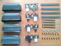 Адаптеры для багажника Opel Astra J (sedan/hatchback), Opel Zafira C (без рейлингов), Атлант, артикул 7050