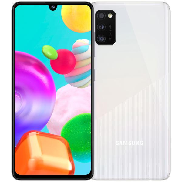 Смартфон Samsung Galaxy A41 4/64GB SM-A415F Белый