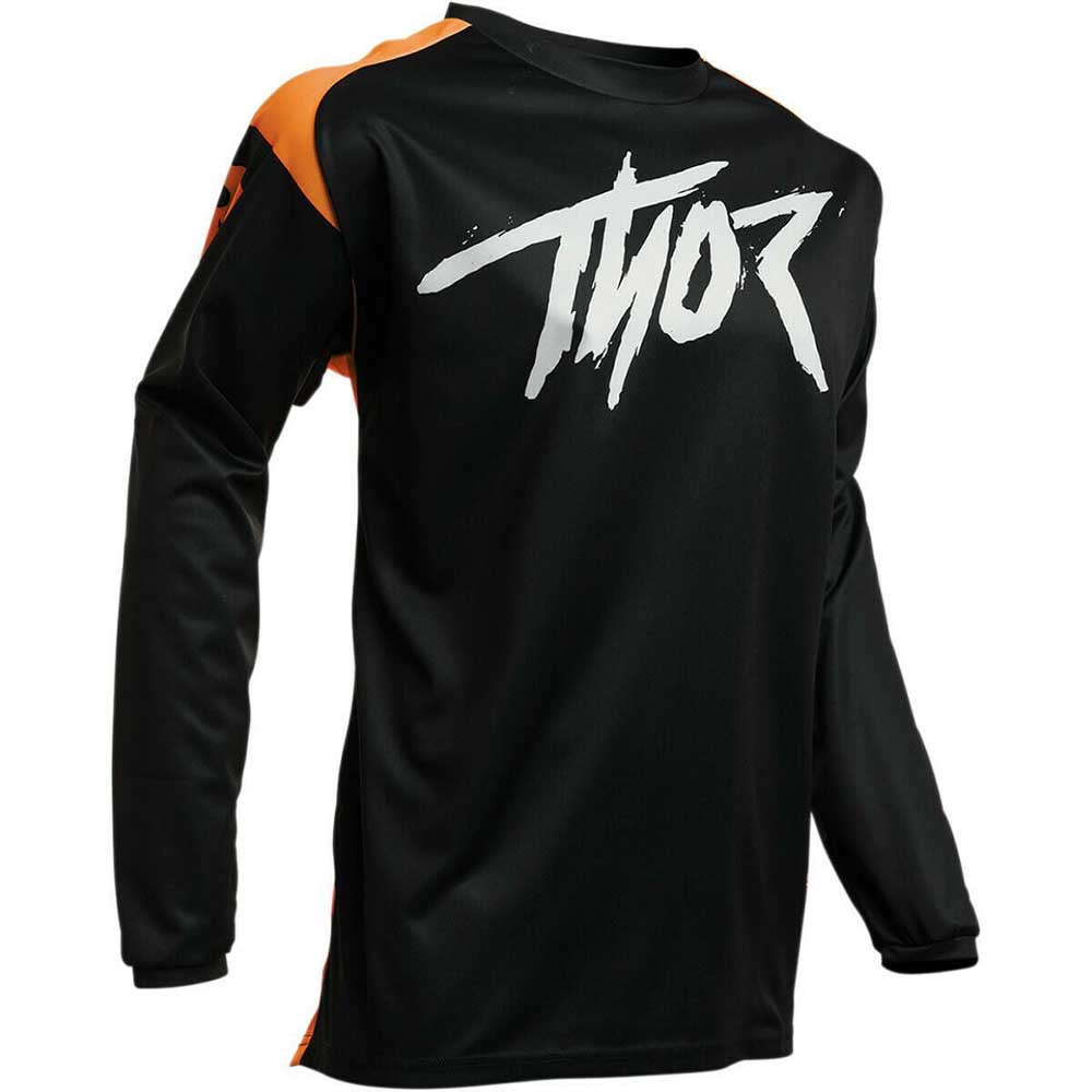 Thor Sector Link Orange джерси для мотокросса