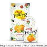 Ароматизатор для дома Fresh fruits Апельсин, шт