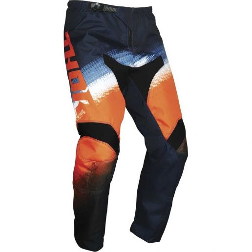 Thor Sector Vapor Orange/Midnight штаны для мотокросса