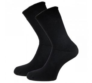 Женские махровые носки С2080 без резинки