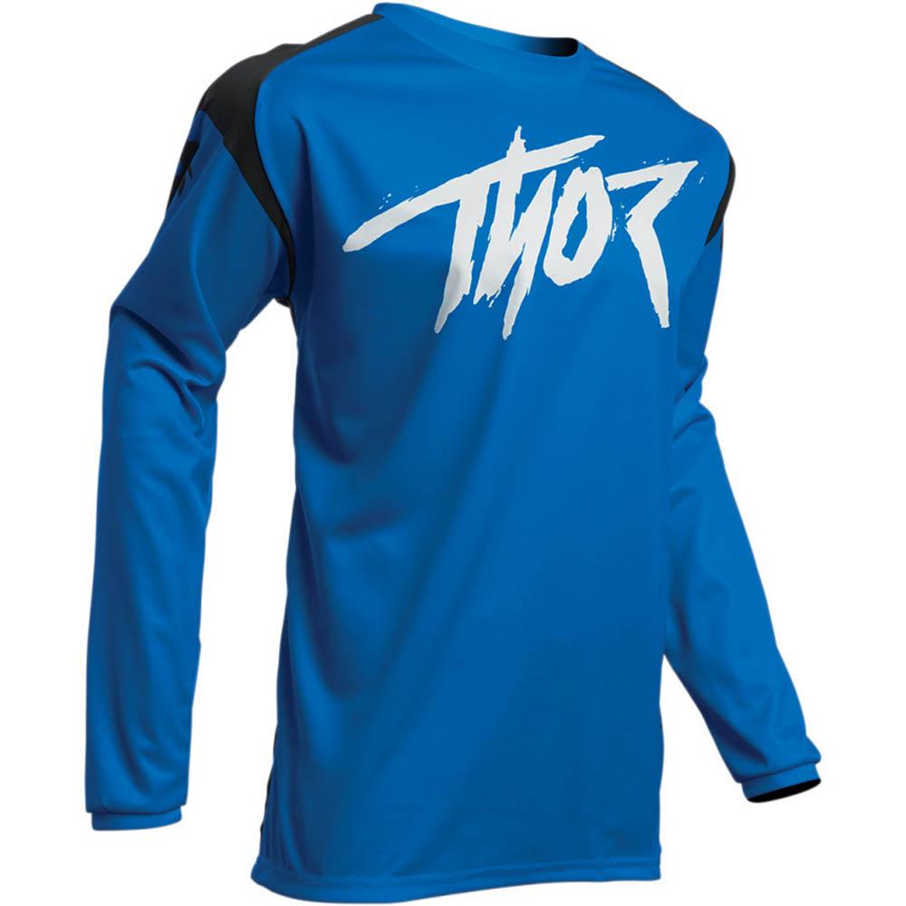 Thor Sector Link Blue джерси для мотокросса