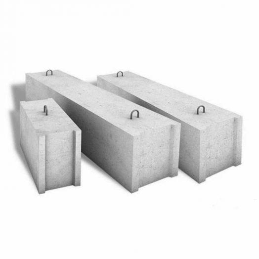 Блок фундаментный стен подвалов ФБС9.5.3т слоеный (ГОСТ13579)