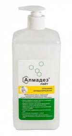 Алмадез-ЛАЙТ / жидкое мыло дозатор-насос /500мл