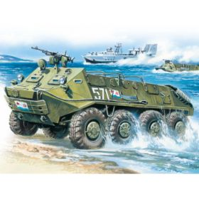 БТР-60 П, бронетраспортёр