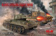 Битва за Берлин (апрель 1945 г.) (T-34-85, King Tiger)