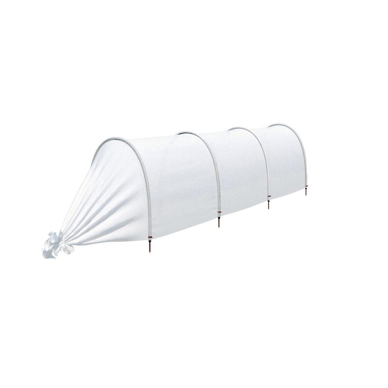 Теплица-парник Подснежник, 4 дуги, 3 метра