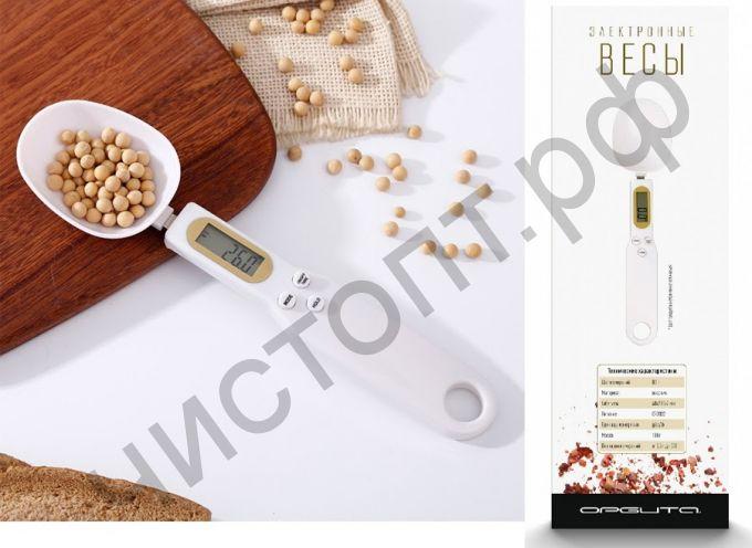 Весы-ложка кухонные OT-HOW07 500гр точность 0.1гр
