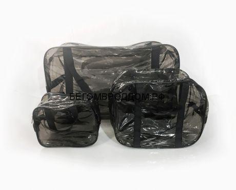 Комплект «В роддом #1» тон. черный