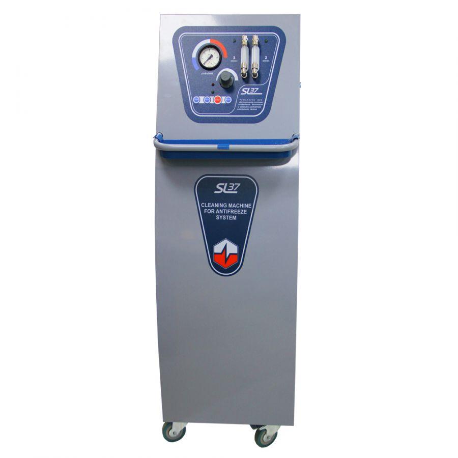 Темп SL-037 установка для замены антифриза и промывки сист.охлаждения