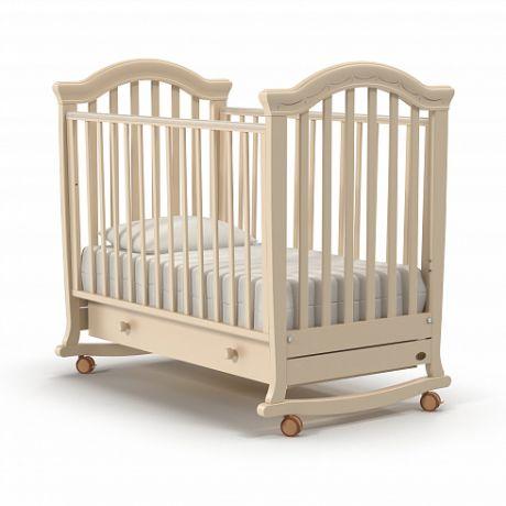 Детская кровать Nuovita Perla dondolo