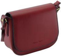 Кожаная женская сумка-клатч Bruno Perri L13296/4