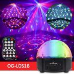 Огонек OG-LDS18 световая установка