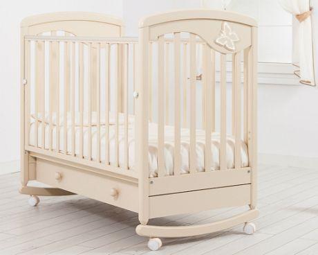 """Кровать детская К-2002-24 """"Джулия"""" (Бабочка)"""