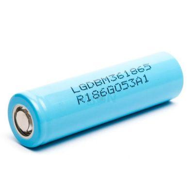 Аккумулятор LG HG2L 18650 3000мАч 20A, без защиты