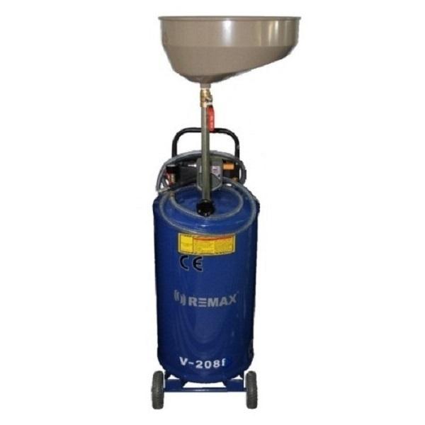 Установка маслосборная REMAX V-2081, бак 65л, воронка