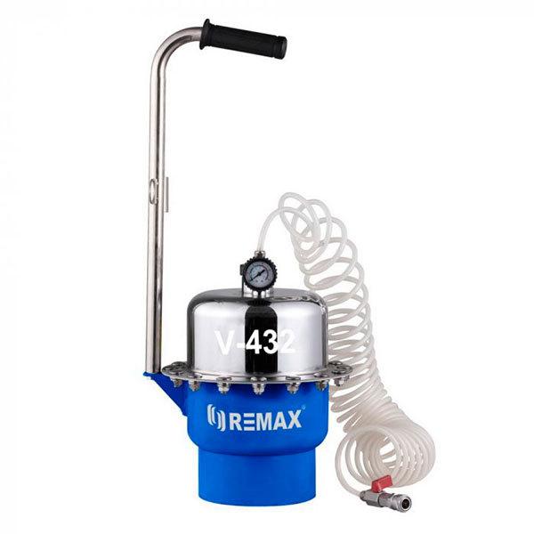 Установка для замены тормозной жидкости REMAX V-432