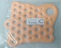 Индивидуальная термоформуемая заготовка ортеза из композита Термогрид  -  тип C