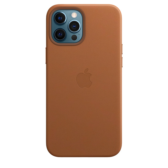 Чехол iPhone 12 Pro Apple MagSafe Leather Case
