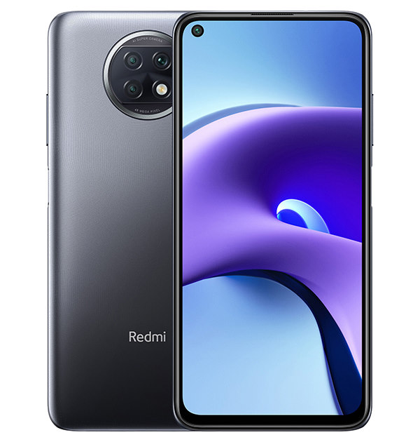 Смартфон Xiaomi Redmi Note 9T 4/64GB