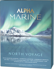 Набор ALPHA MARINE NORTH VOYAGE
