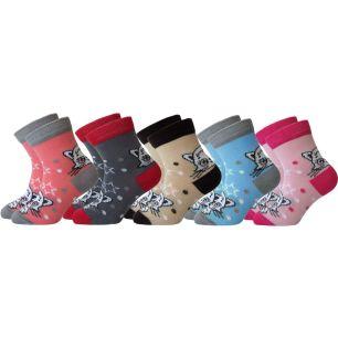 Детские носки Тотошат 11-12 (кошка)
