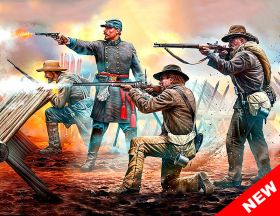 Фигуры, Сделай или умри! 18-й пехотный полк Северной Каролины