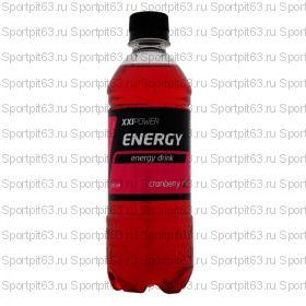 """""""XXI"""" Energy (500 мл ) КЛЮКВА"""