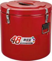 Термос профессиональный Barrel для еды 14 литров