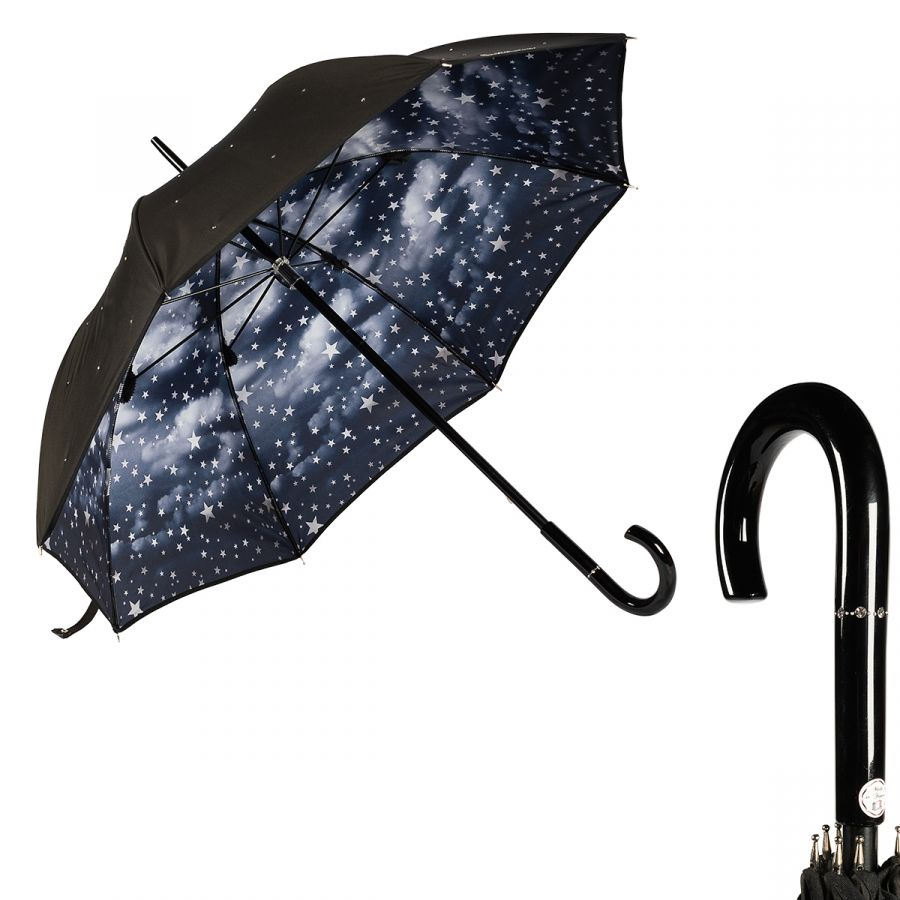 Зонт-трость Chantal Thomass 1008-LM Nuit Etoile?es
