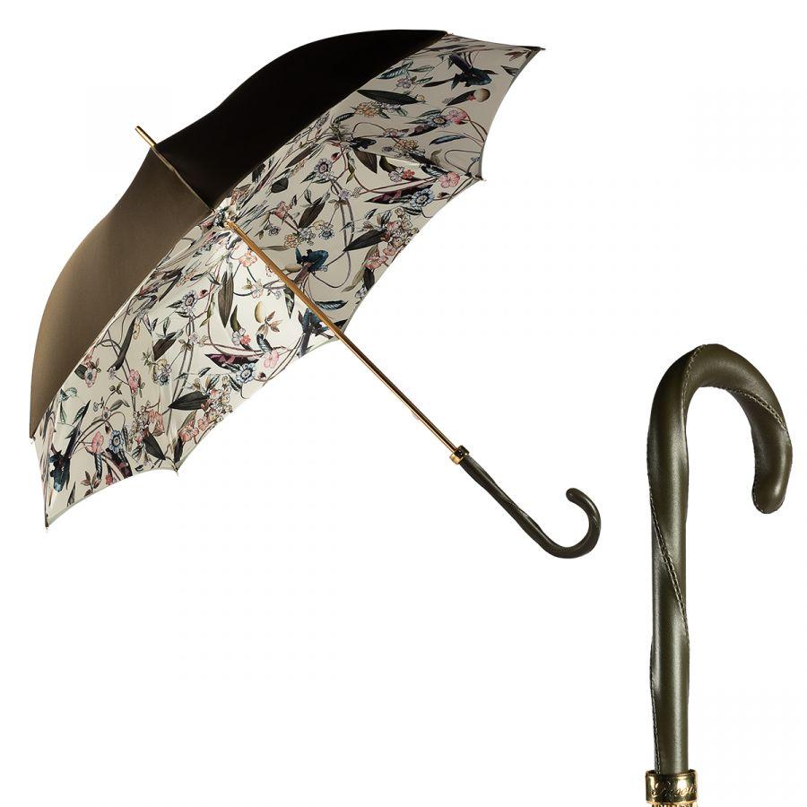 Зонт-трость Pasotti Oliva Foresta Original