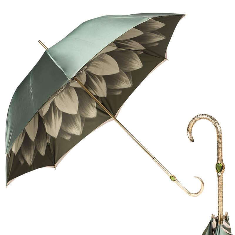 Зонт-трость Pasotti Oliva Georgin Oro