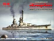 """Кронпринц"", Германский линейный корабль І МВ"