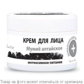 """Домашний доктор Крем для лица """"Мумие алтайское"""" 100мл, шт"""
